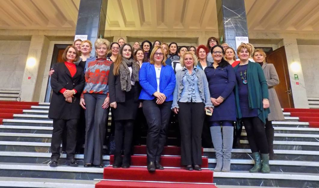 Members of the Women's Parliamentary Network